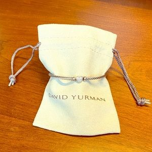 David Yurman Cable Heart Bracelet